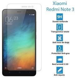 XIAOMI Redmi Note 3 - Véritable vitre de protection écran en Verre trempé ultra résistante - Protection écran