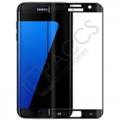 Samsung Galaxy S7 Edge-Verre-trempé avec bord arrondi et couverture entière