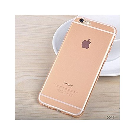 coque iphone 7 transparent or