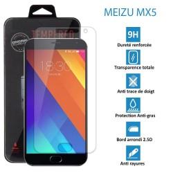 MEIZU MX5 - Vitre de protection écran en Verre trempé ultra résistante - Protection écran