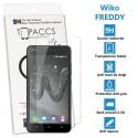 Wiko FREDDY - Vitre de protection écran en Verre trempé ultra résistante - Protection écran