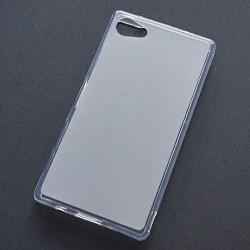 SONY XPERIA Z5 Compact - Coque souple en TPU ultra resistante et ultra transparente