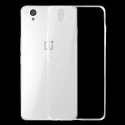 OnePlus X - Coque souple en TPU ultra resistante et ultra transparente