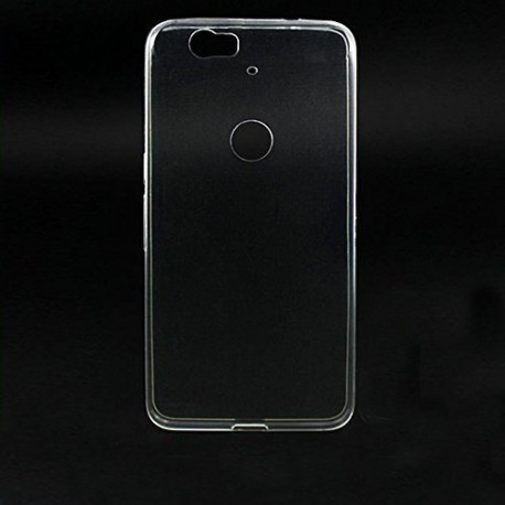 Google Nexus 6P - Coque souple en TPU ultra resistante et ultra transparente