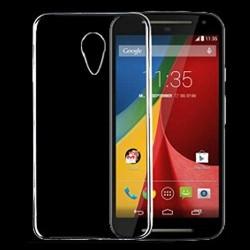 Motorola MOTO G2 - Coque souple en TPU ultra resistante et ultra transparente