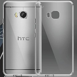 HTC One M9 - Coque souple en TPU ultra resistante et ultra transparente