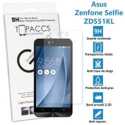 Asus Zenfone selfie : ZD551KL - Véritable vitre de protection écran en Verre trempé ultra résistante - Protection écran