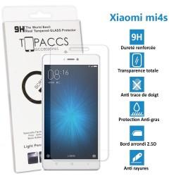 Xiaomi Mi4s - Véritable vitre de protection écran en Verre trempé ultra résistante - Protection écran