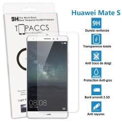 HUAWEI Mate S - Véritable vitre de protection écran en Verre trempé ultra résistante - Protection écran