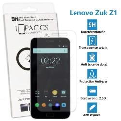 Lenovo Zuk Z1 - Véritable vitre de protection écran en Verre trempé ultra résistante - Protection écran