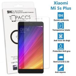 Xiaomi Mi 5s Plus - Véritable vitre de protection écran en Verre trempé ultra résistante - Protection écran