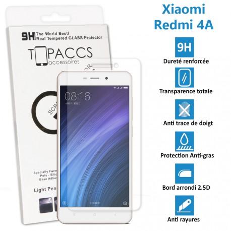 Xiaomi Redmi 3s - Véritable vitre de protection écran en Verre trempé ultra résistante - Protection écran