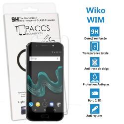 WIKO SUNNY - Véritable vitre de protection écran en Verre trempé ultra résistante - Protection écran