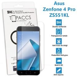 Asus Zenfone 3 Deluxe : ZS570KL -  Vitre de protection écran en Verre trempé ultra résistante - Protection écran