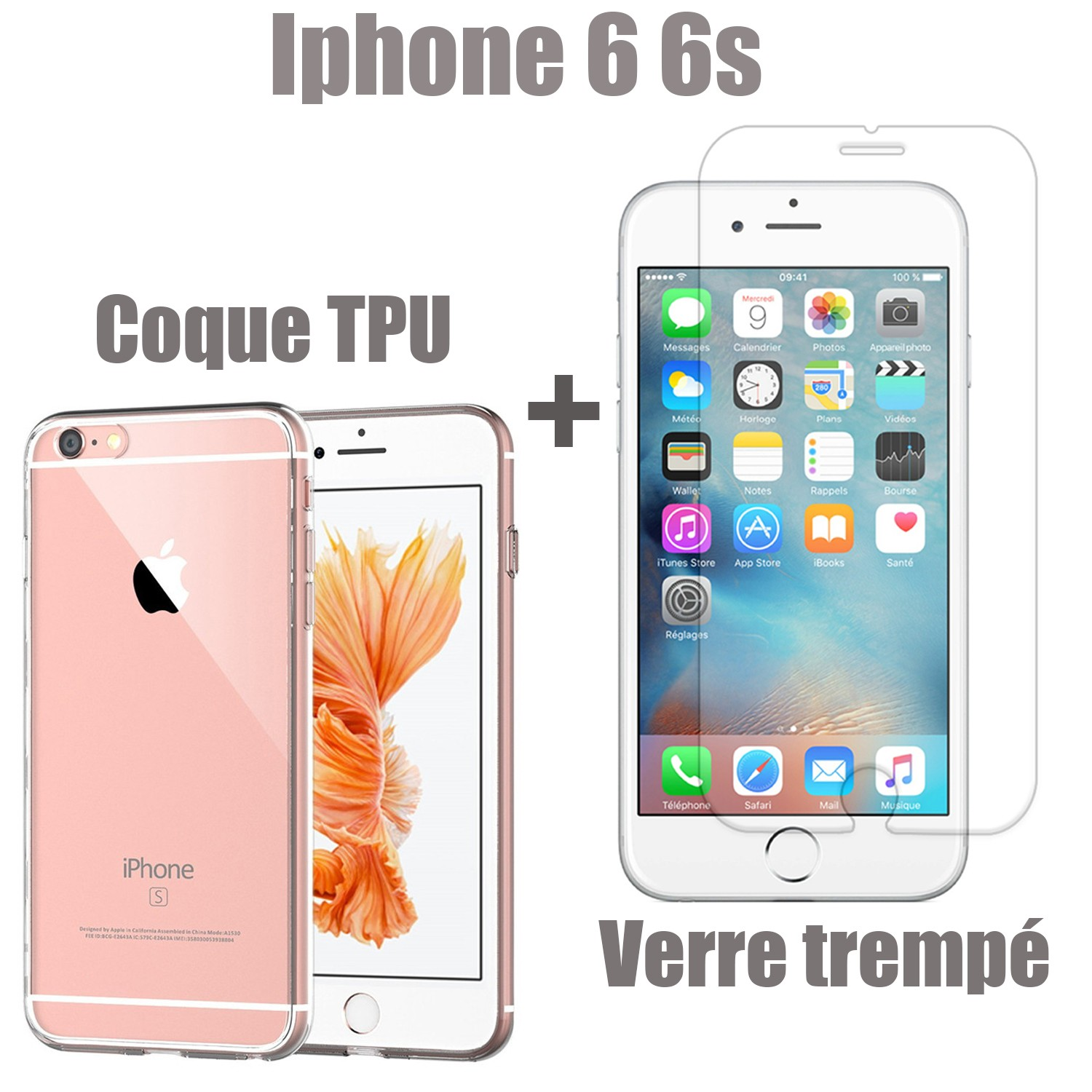 coque ultra solide iphone 6
