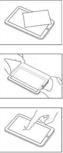 guide d 39 installation protection en verre tremp sur smartphone topacss. Black Bedroom Furniture Sets. Home Design Ideas